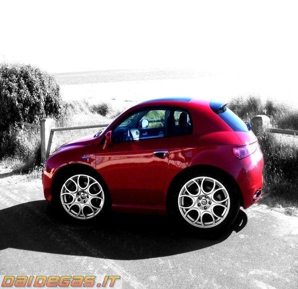 Mini ALFA BRERA, http://www.daidegasforum.com/forum/foto-video-4-ruote/503294-mini-car-macchinine.html