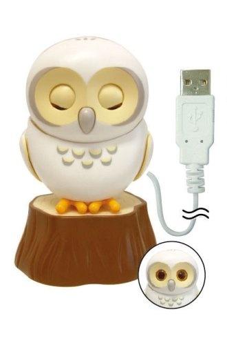 Ah! Its an owl USB! Its so cute!                                                                                                                                                     More