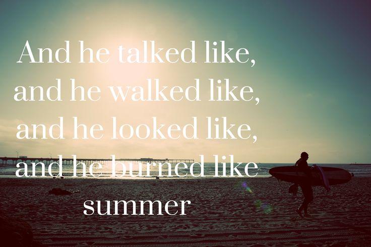 Summer - Cassadee Pope