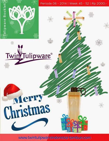Booklet Twin Tulipware November - Desember 2014 | Twin Tulipware SC. Tambun