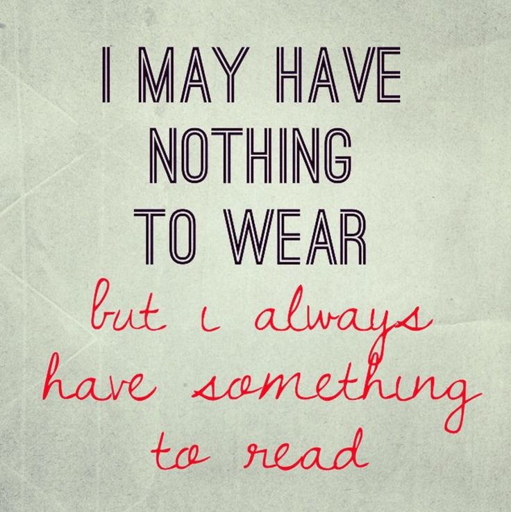 Even if I have to reread books!