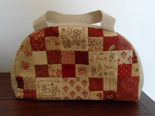 Sewing Case designed by Anni Downs