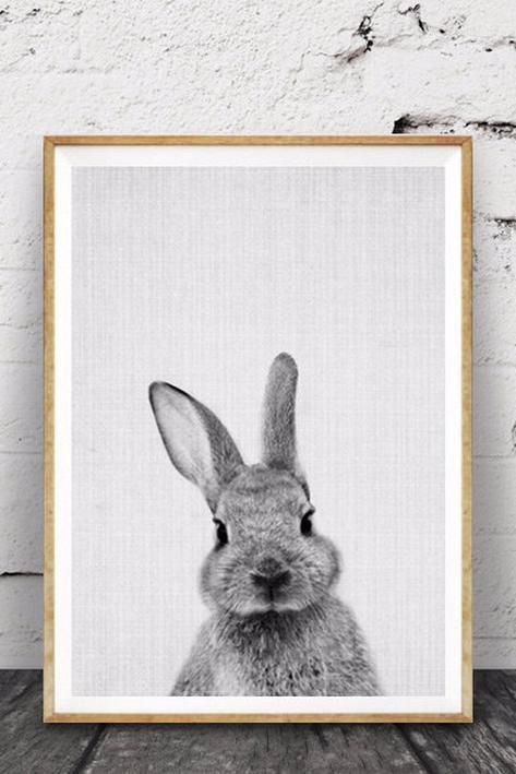 fab etsy finds cool quirky kids rooms - Printable Art For Kids