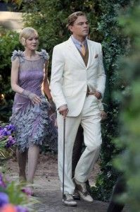The new movie remake of The Great Gatsby coming Dcember 2012....I love her purple dress!