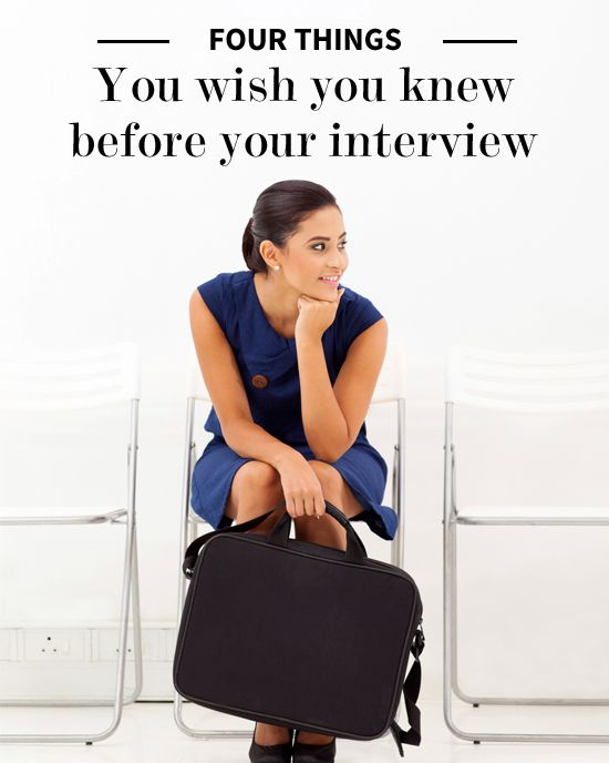 #Interview Prep  4 Things You Wish You Knew Before Your #Interview #career #advice