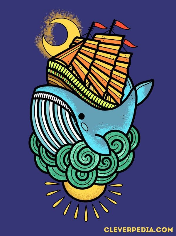An image from the best coloring app for iPhone and iPad, Lake, colored by Adrienne at Cleverpedia!