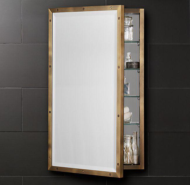 42++ Bathroom medicine cabinet wall mounted inspiration