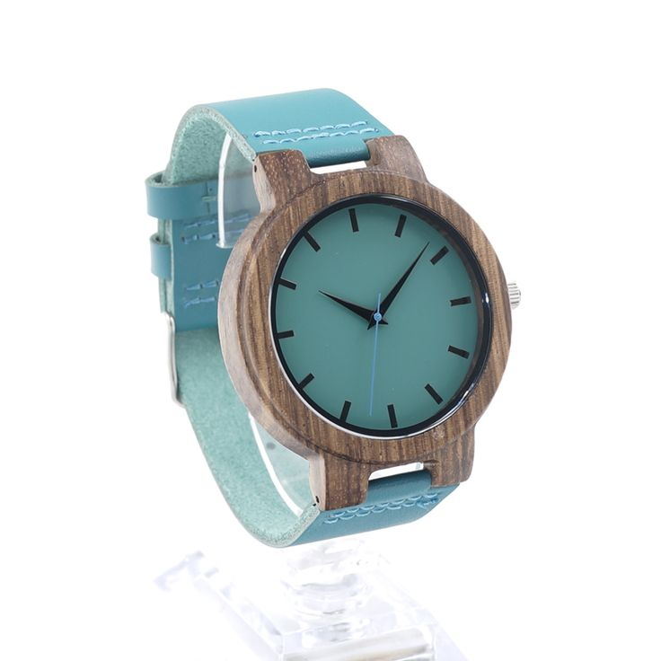 High Quality Bamboo Wood Watch For Men And Women Japanese miytor 2035 Quartz Analog Casual Watch With Gift Box