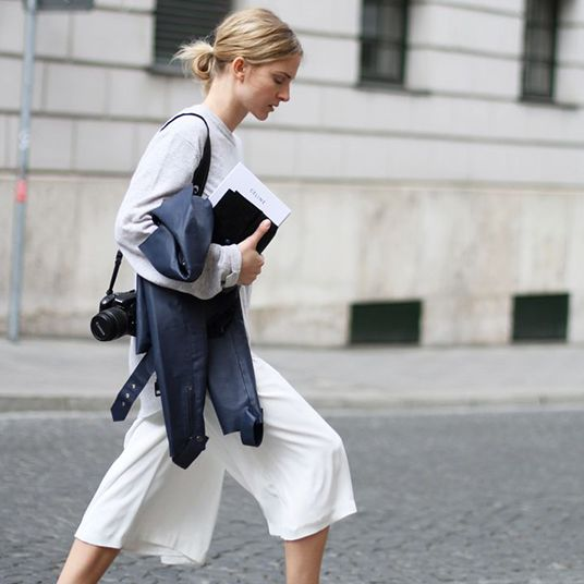 TREND REPORT: Seeing oversized. #oversized #trend #MODESPORTIF