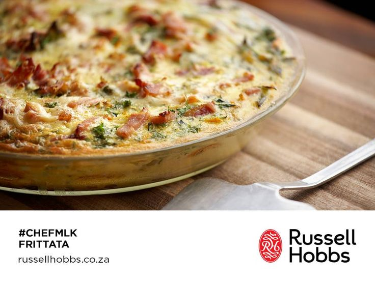 A Frittata is an egg-based Italian dish similar to an omelette or crust-less quiche, try and make this delicious #ChefMLK Frittata at home.