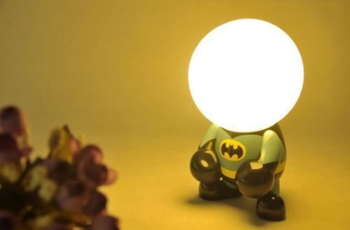 Led Hero Light Batman character Lamp Mood Light #Unbranded