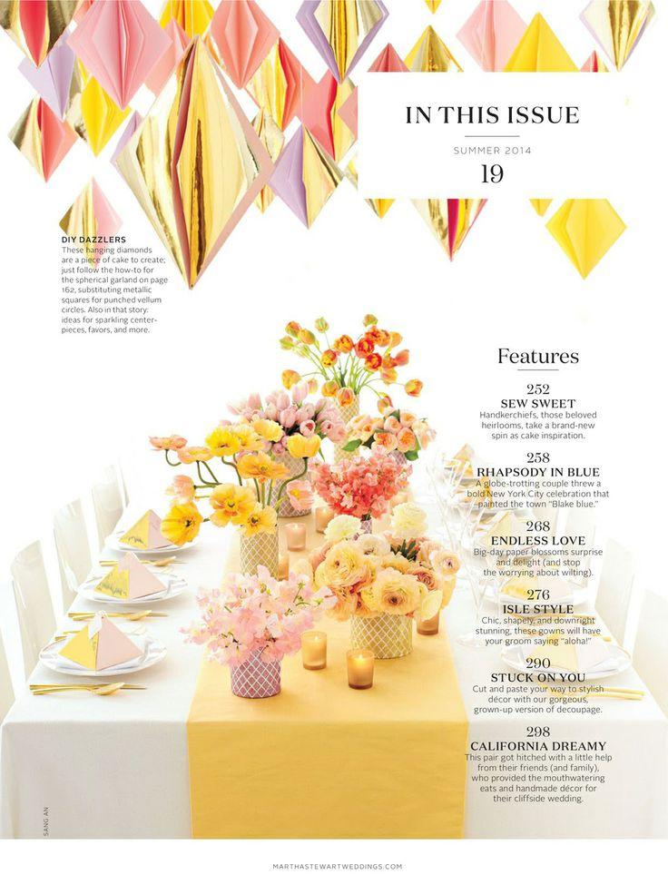 Martha Stewart Weddings Magazine Subscription 4 Digital