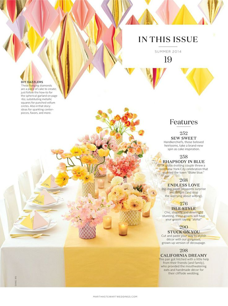 Martha Stewart Wedding Magazine Subscription