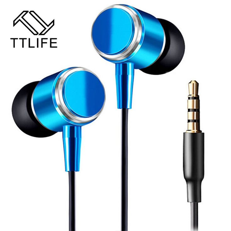 >> Click to Buy << TTLIFE Professional In-Ear Wired Earphone Music Sport Magnetic Clarity Earbuds 3.5mm For IPhone Samsung Xiaomi MP3 4 Earpiece #Affiliate