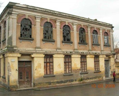Heybeliada, Uluslararası Müzik Merkezi ( Eski Rum İlkokulu )