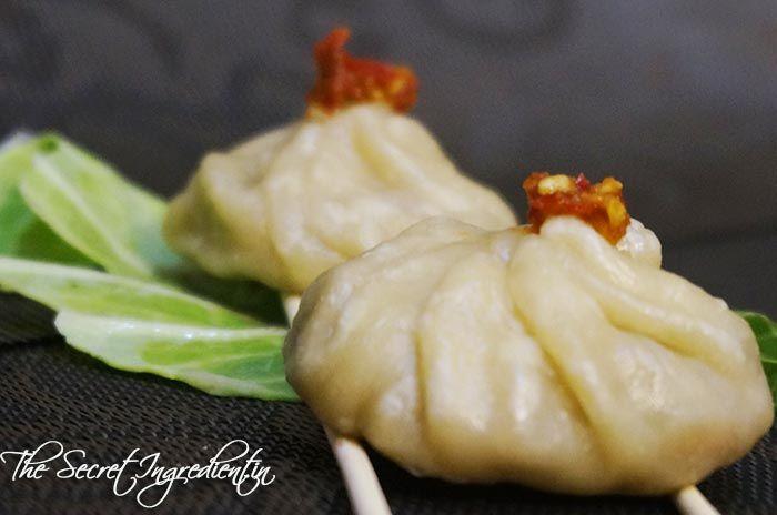 Vegetarian Szechuan Momos   Vegetarian Steamed Dumplings   A Tibetan ...