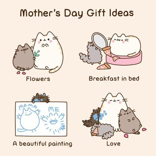 Pusheen Mother S Day Gift Ideas Pusheen Pusheen Love