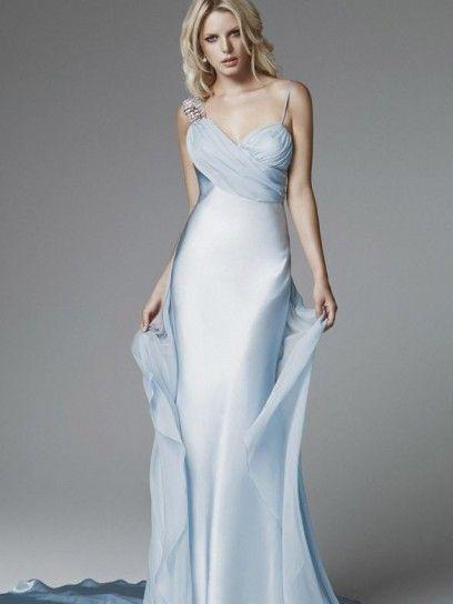 Idee abiti da sposa colorati 2014 - Blumarine