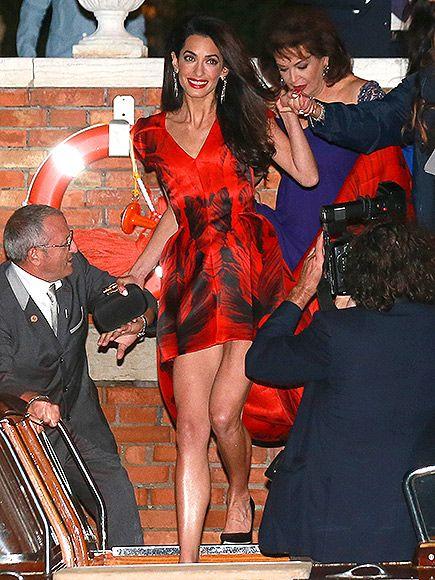 121 Best Images About Amal Clooney On Pinterest Oscar De