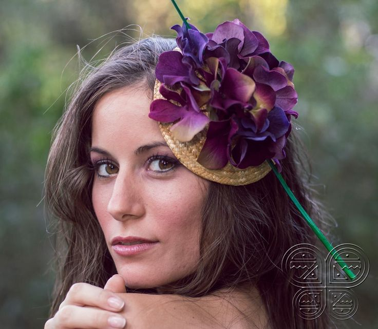 The Lucy Headpiece available at www.catavassalo.com 54€ adorable!!! ideal for any dress and any type of wedding!