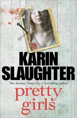 Pretty Girls - Karin Slaughter This book will leave you terrified, with your hair standing on end but ultimately wanting more. Karin Slaughter has a mind that terrifies and intrigues us and her latest book is no exception. Get your copy here: http://www.readerswarehouse.co.za/pretty-girls-a-novel-9781780893563
