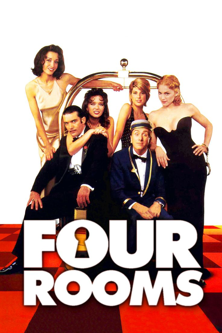FourRooms is Hilarious http://www.imdb.com/video/imdb/vi821009945/ http://movies.netflix.com/WiMovie/Four_Rooms/520179