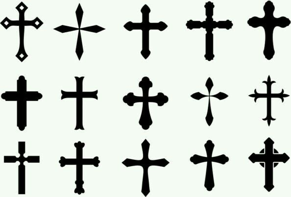 Any of these crosses would be cute