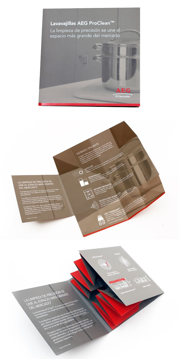 Cardmasters – Fold-out mailing