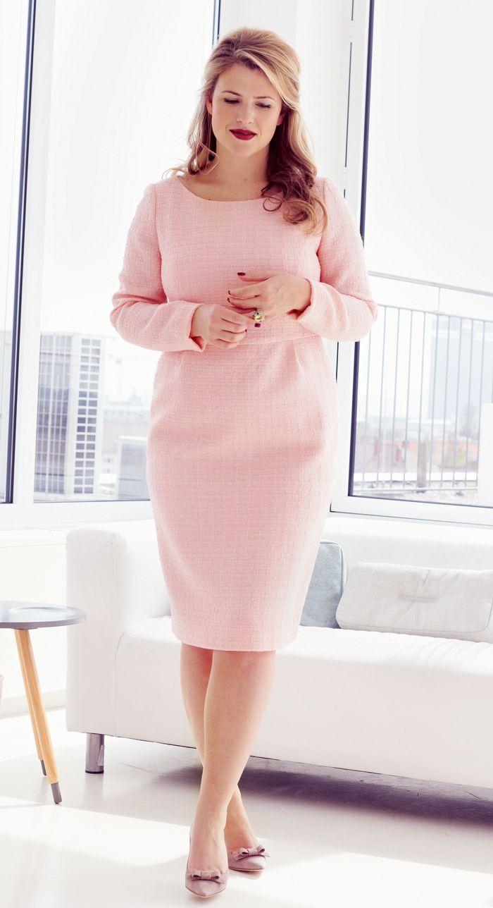 128 besten Burda Plus - šaty Bilder auf Pinterest | Diana ...