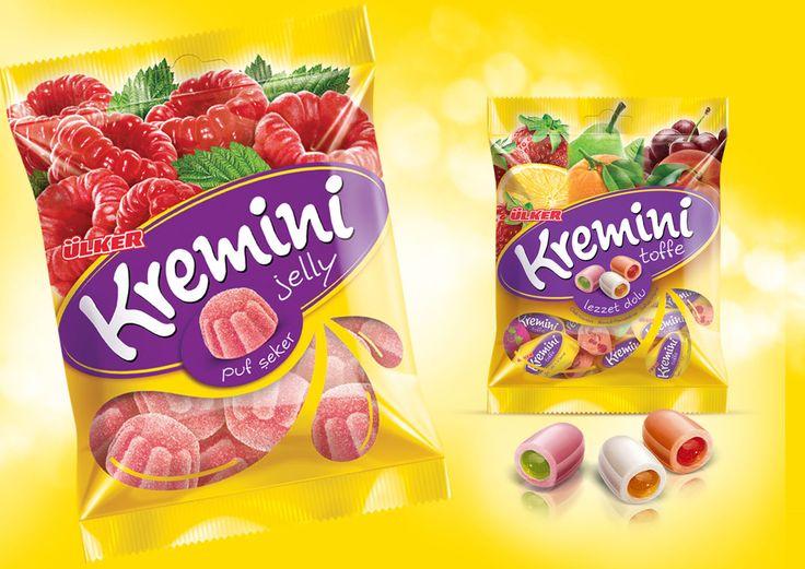 Ülker Kremini on Behance