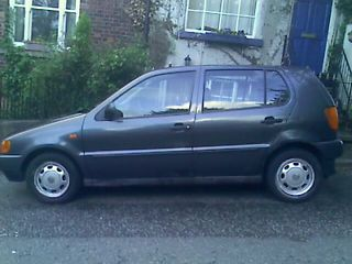 vw polo 19 cl diesel r reg no mot or tax Manchester Picture 1