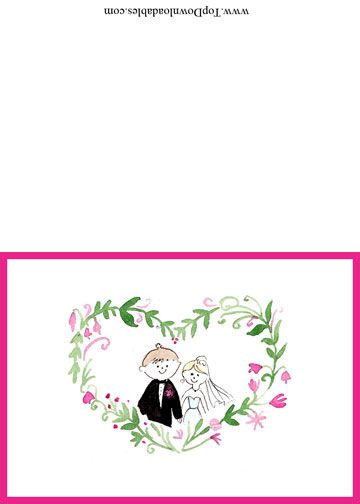 The 114 best DIY Free Wedding Printable Templates images on ...