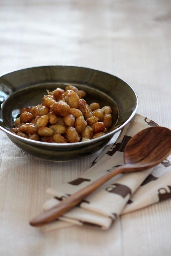 甘辛揚げ大豆。 by 栁川かおり / レシピサイト「ナディア / Nadia」/プロの料理を無料で検索