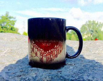 Harry Potter Changing Mug