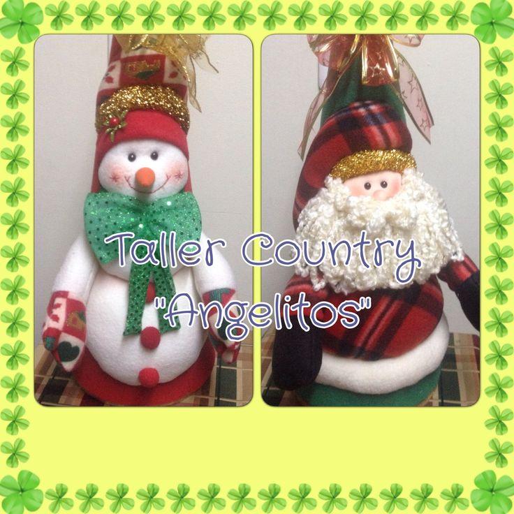 Conos navideños !!