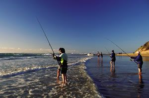 Cape Fishermen