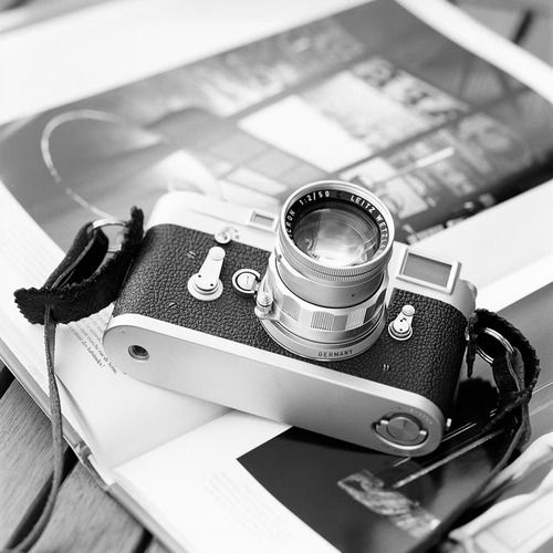 *Black and White Photography