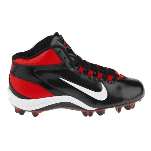 These look pretty sweet.  Matched our standard black and red Stuffitts drying inserts to keep them like new!  Nick's Pick - Nike Boys' Alpha Speed Shark BG Football Cleats