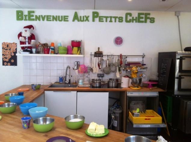Cake l'atelier : un bon plan pour occuper ses enfants pendant les vacances