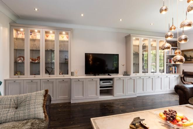 Fitted Living Room Furniture, Built In Lounge Furniture & Wall Units UK |  Hammonds In 2020 | Living Room Furniture Uk, Living Room Storage Unit,  White Bedroom Decor