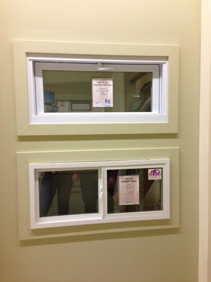 Basement windows moms new house pinterest basement for Window 5 nmat