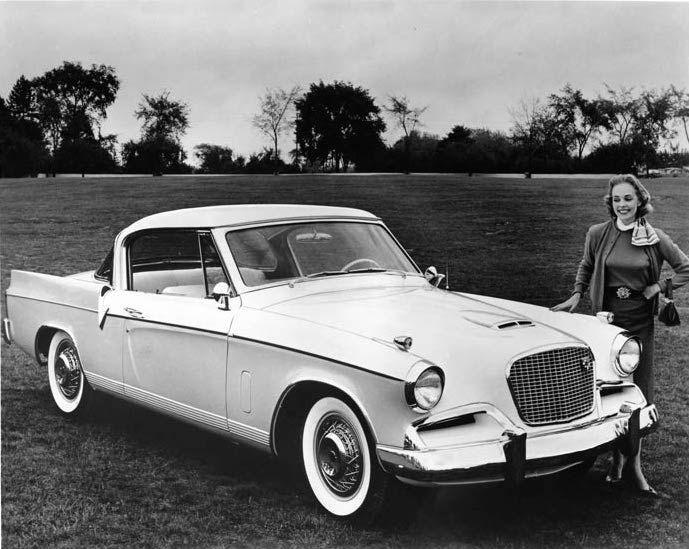 1956 Studebaker Golden Hawk Studebaker Classic Cars Cheap Gas