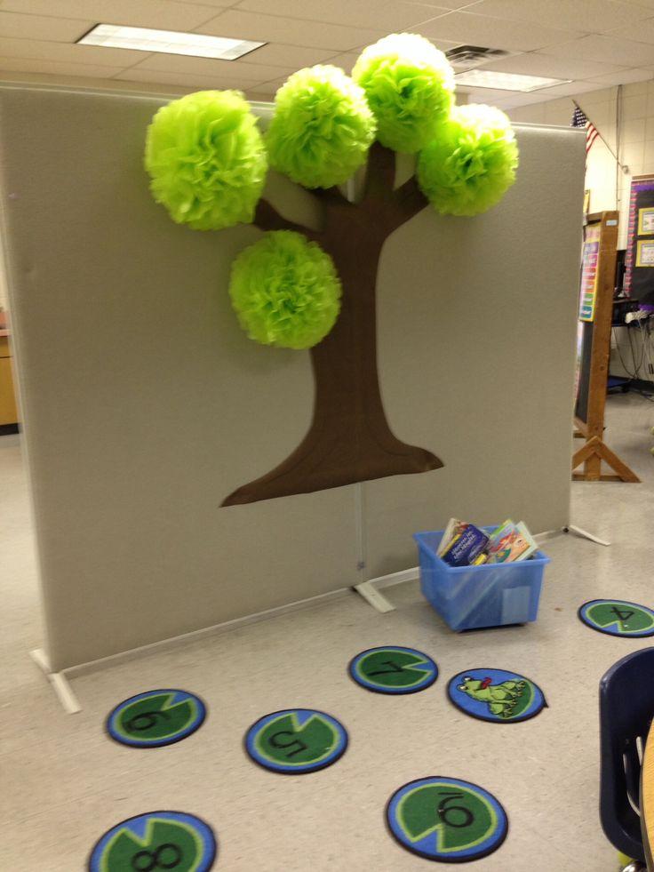 Classroom Decor Tree : Best rutinas aula images on pinterest classroom decor