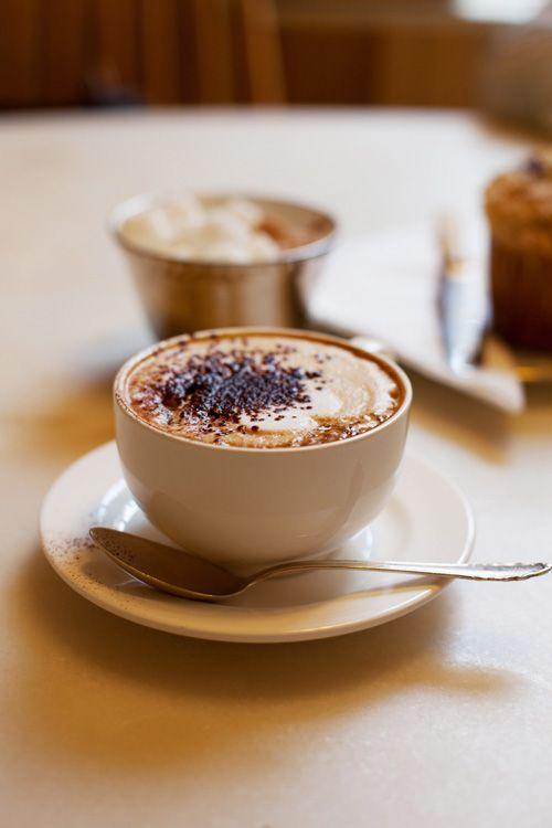 Un café gourmand