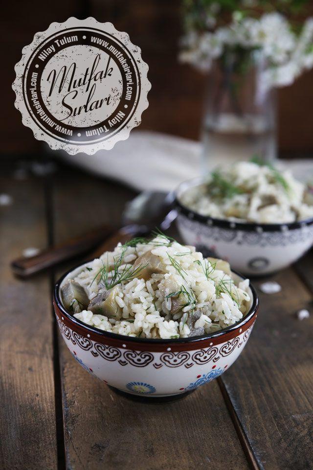 Enginarlı Pilav Tarifi   Mutfak Sırları