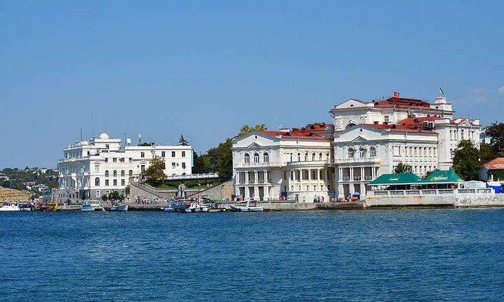 Паром между Турцией и Севастополем заработает к октябрю 2015г.