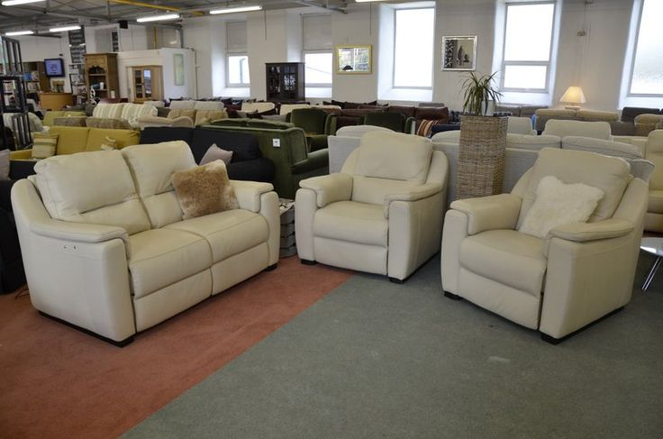 Leather Sofas Amp Suites Avola 2 Seater Sofa And 2