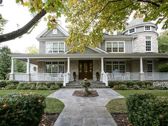 Victorian style craftsman hinsdale illinois the for Jugendzimmer nice 4 home