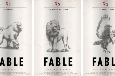 Tulbagh Wines - Fable