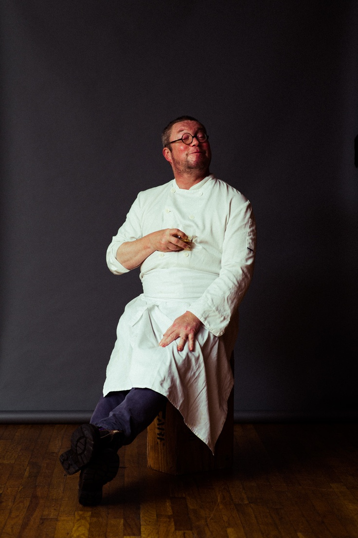 what a chief, fergus henderson by William Hereford